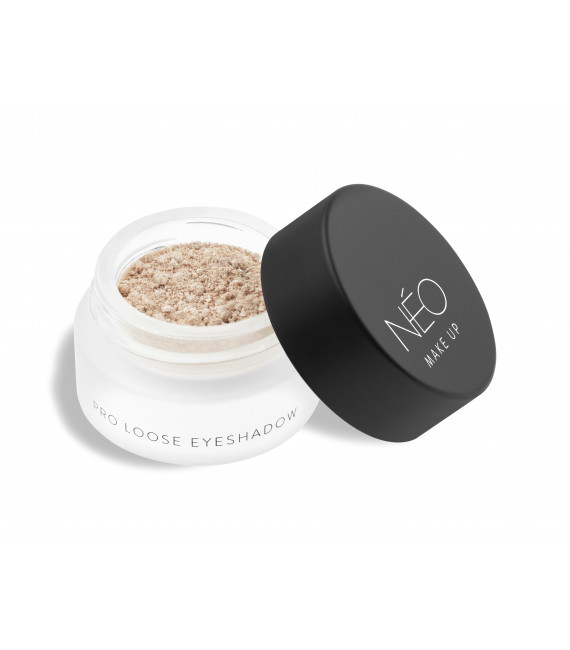 Pro Loose Eyeshadow (Pearl Effect)