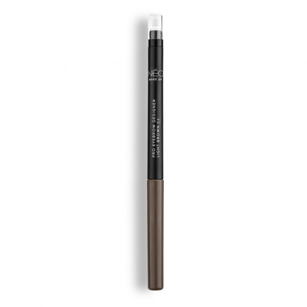 Pro eyebrow designer light brown 03