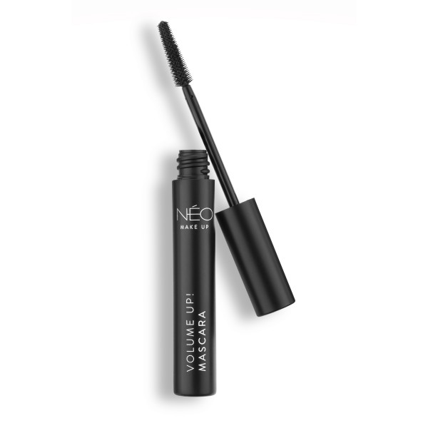 Volume up! Mascara